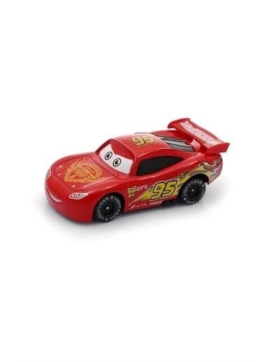 Pasifik Toys Cars Şimşek McQueen Küçük Metal Araba Renkli